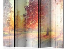 Paraván - Autumn Sun II [Room Dividers]